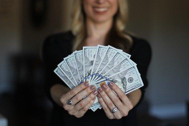 Ženy umí vydělat peníze