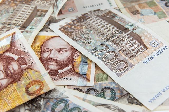 měna Chorvatsko