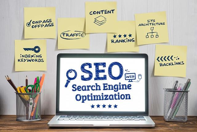 seo optimalizace, marketing